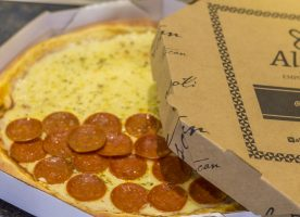 Delivery de Pizza em Campo Belo SP