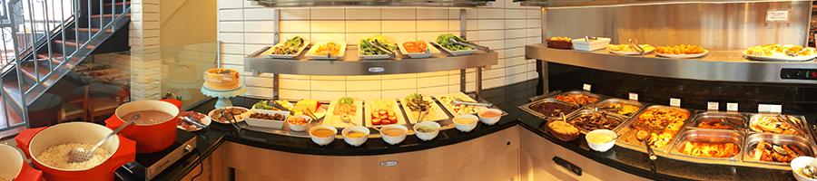 Buffet de Almoço no Campo Belo